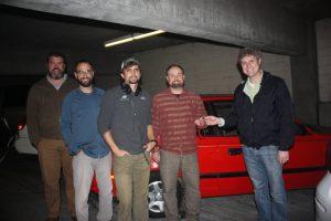 Equinox Staff donate Red Rocket